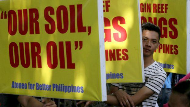 Biểu tình về Biển đảo ở Philippines