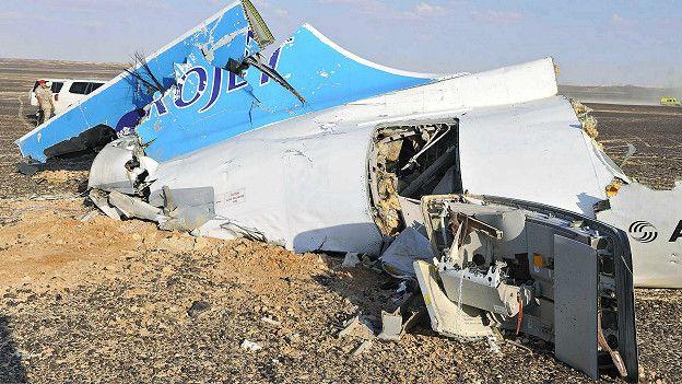 El avión desapareció de los radares