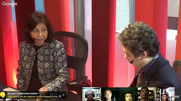 Bàn tròn thứ Năm (12/11/2015) của BBC về Myanmar