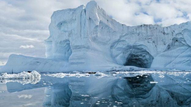 ¿ Como es vivir en Groenlandia en invierno ?