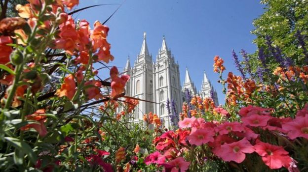 Templo de la Iglesia mormona