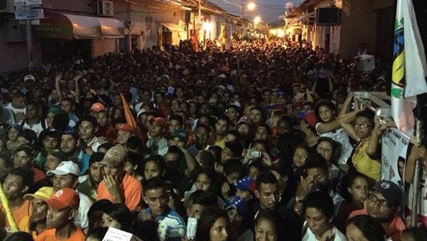 Oposicionn en Guárico