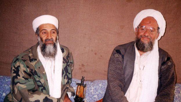 Bin Laden, al-Zawahiri
