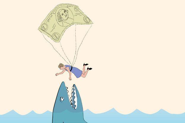 El riesgo de las aseguradoras
