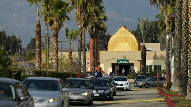 Mezquita de San Bernardino