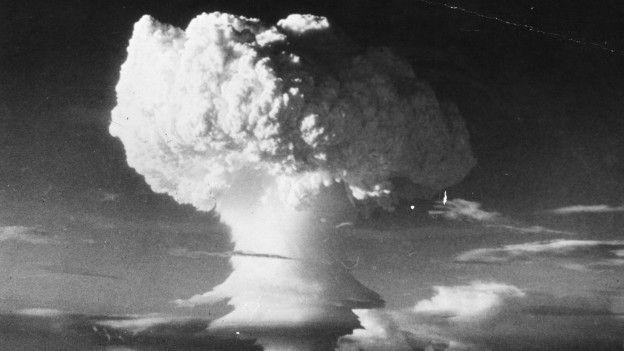 Detonación de una bomba de hidrógeno