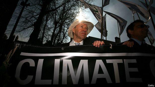 científico estadounidense James Hansen
