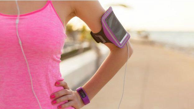 Controla el ejercicio que practicas.