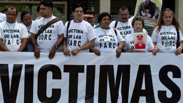 Víctimas de las FARC