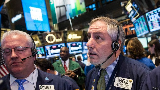 Bolsa de valores de Wall Street