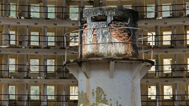 Torre de vigilancia, Presidio Modelo