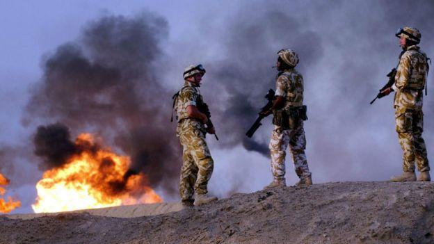 Ирак, 2003 год