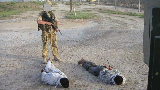 Фотография из материалов расследования Аль-Суэди