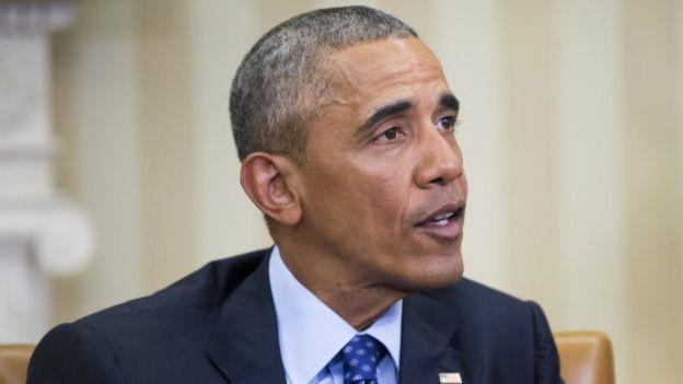 Tổng thống Barrack Obama