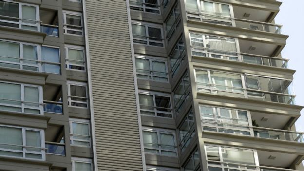 El departamento de Nisman estaba en el edificio Le Parc del barrio porteño de Puerto Madero.