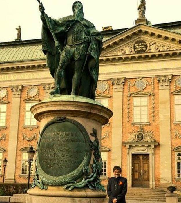 PK Mahanandia in Sweden