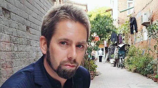 「人權衛士緊急救援協會」的彼得‧達林(Peter Dahlin)