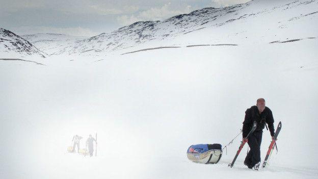 Британець помер від виснаження, намагаючись самотужки перетнути Антарктиду - фото 2