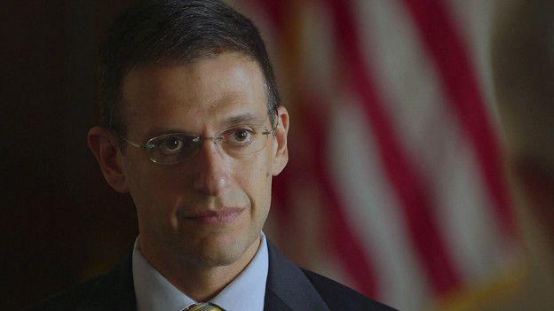 Subsecretario del Departamento del Tesoro estadounidense, Adam Szubin