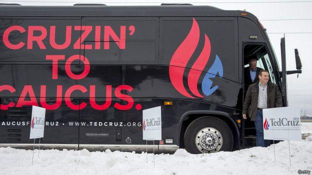 Тед Круз, один з провідних претендентів від Республіканської партії, активно вів агітацію в Айові