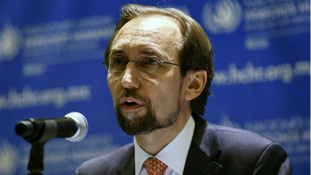 Zeei Raad al Hussein