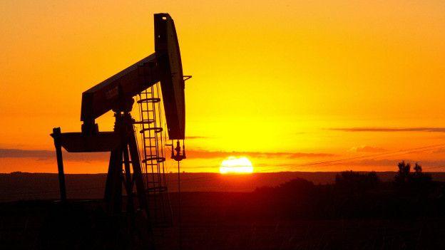 Pozo petrolero