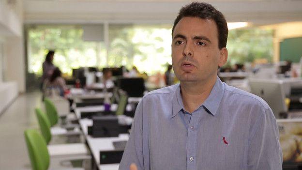 Flavio Machado   BBC