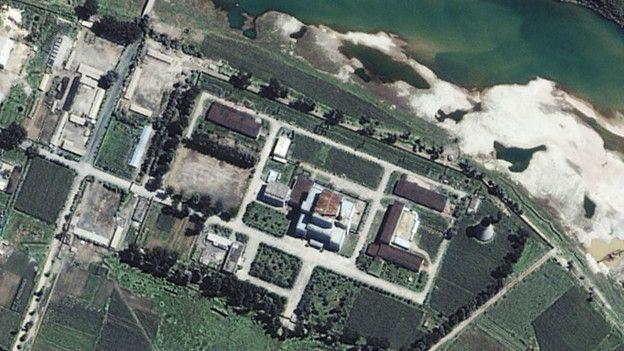 La central nuclear de Yongbyon