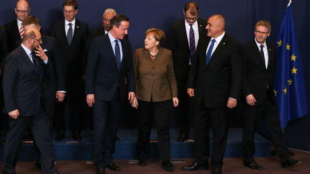 Negociaciones en Bruselas