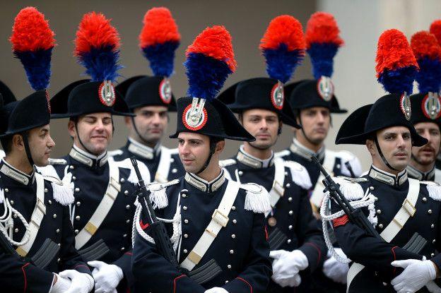 Итальянские карабинеры