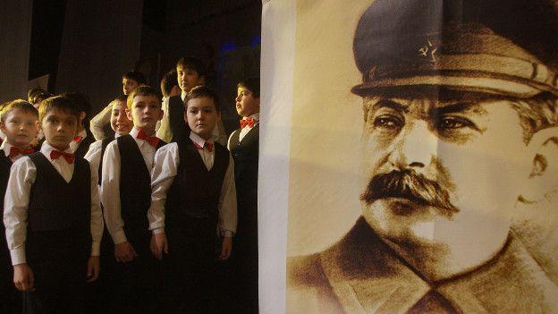 Stalin three