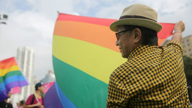 Fiesta del orgullo gay en China