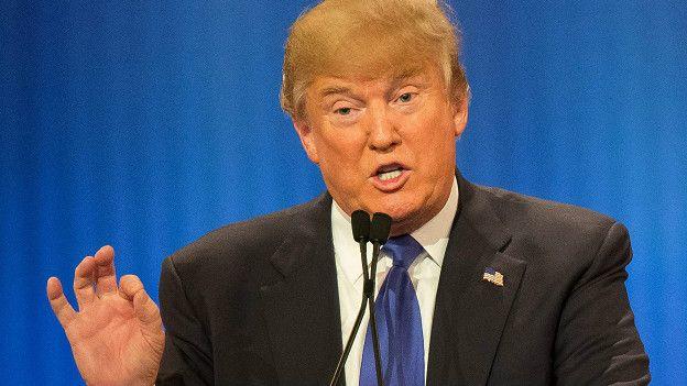Simpatizante de Donald Trump