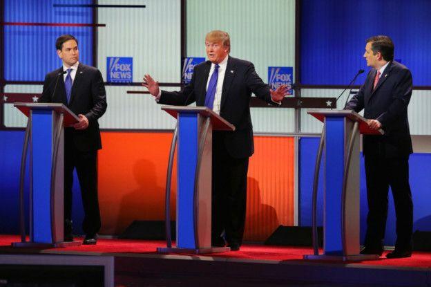 Дебаты в Детройте