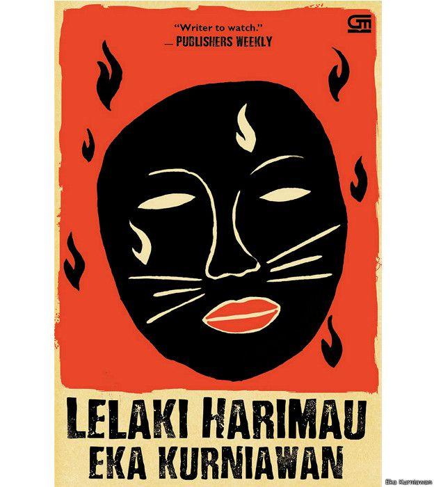 """""""Ini novel campur aduk, ada novel psikologi, tapi di saat yang sama, ada aspek mitologi manusia harimau, ada metafora tentang politik,"""" kata Eka."""