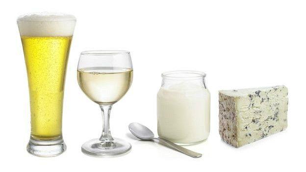 La comida fermentada es buena para tu intestino la opini n - Alimentos con levadura de cerveza ...