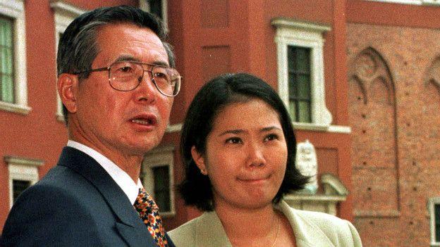 Alberto Fujimori Keiko Fujimori