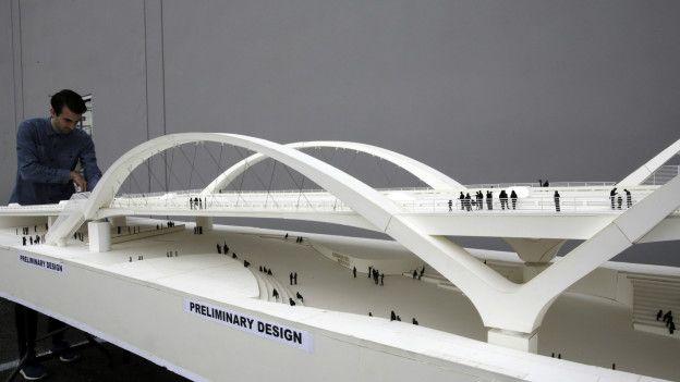 Proyecto de nuevo puente