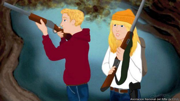 Hansel y Gretel son unos jóvenes cazadores que empuñaron sus armas contra la bruja mala
