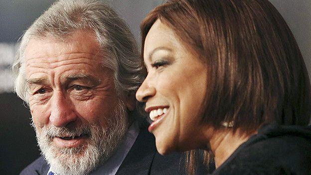 De Niro Wife