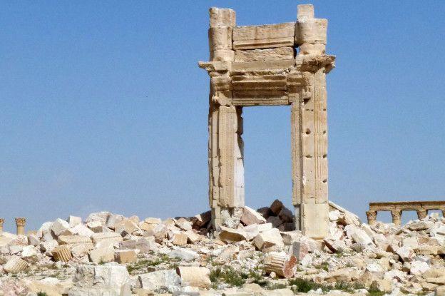 El templo de Bel, destruido por EI, fue uno de los edificios religiosos más importantes del siglo I en Oriente.