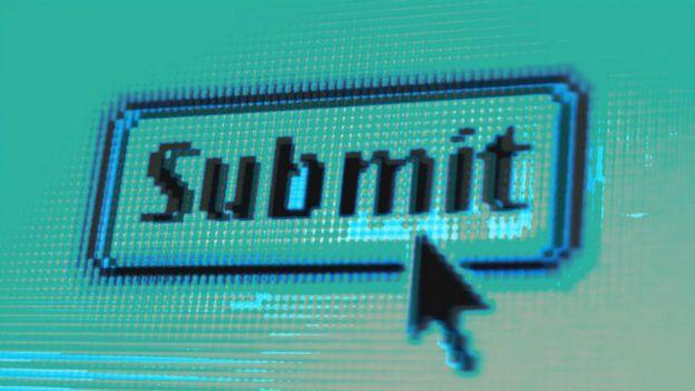Una pantalla de computadora