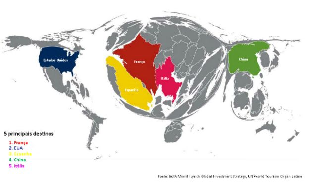 BofAML's Transforming World Atlas