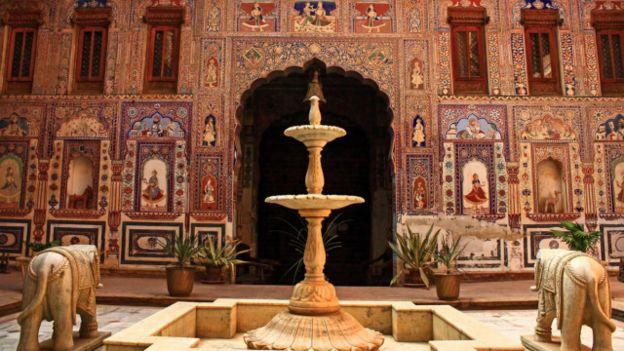 mansiones India