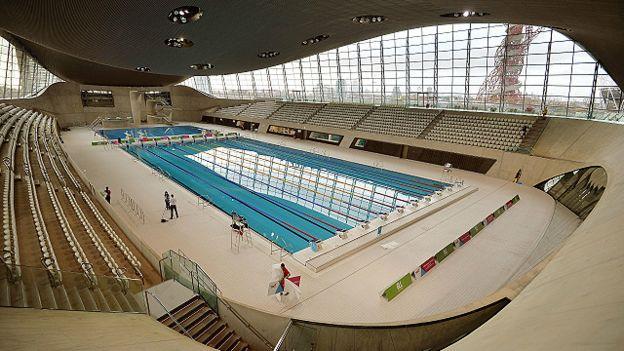 Centro Acuático Olímpico de Londres