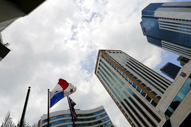 Centro financiero en Panamá