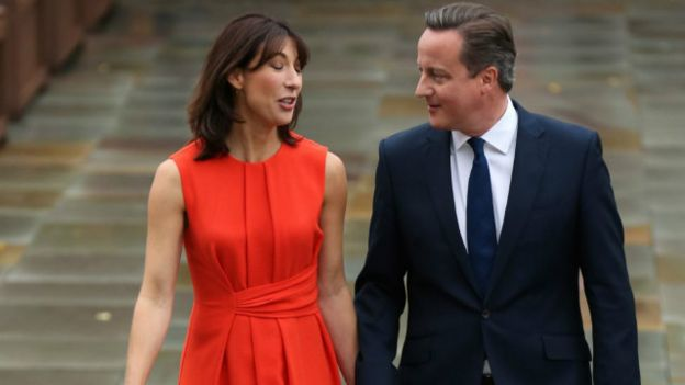 El primer ministro, David Cameron, reconoció que tuvo acciones en un fideicomiso offshore.