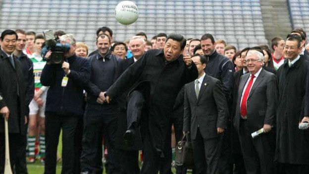 Китай претендует на звание футбольной супердержавы