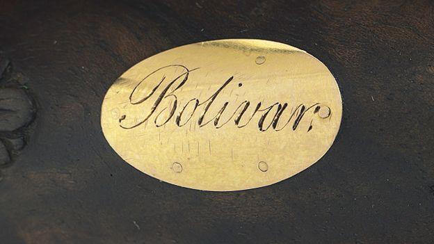 Placa de Bolívar