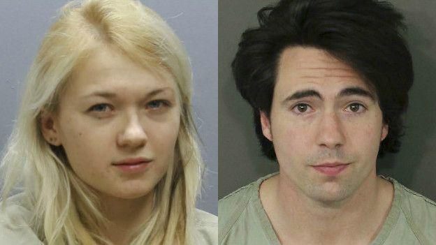 Marina Alexeevna Lonina, de 18 años y Boyd Gates, de 29, son acusados de secuestro, violación y agresión sexual.